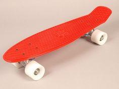 Skateboard HOFF  SA PROHIBITION 22 ROUGE 12882