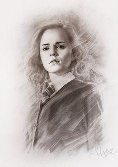 Hermione Granger | Harry Potter #fanart