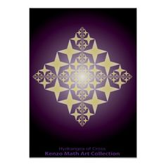 Hydrangea of Cross Poster - diy cyo customize create your own personalize