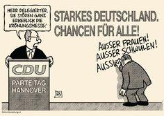 Starkes Deutschland halt doch nicht für alle #CDU @FTD_de
