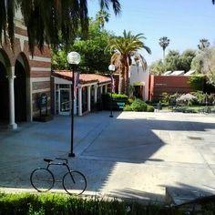 Villa Cabrini Academy now known as Woodbury University in Burbank CA