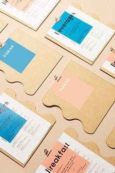 Menu design. Food. Corporate identity. Restaurant graphic design ideas and inspiration. Beautiful visuals.