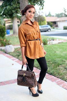 Dulce Candy ~ Shirt & Belt