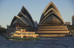 Sydney Opera House / Jørn Utzon 1959