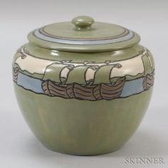 Saturday Evening Girls Pottery | Sale Number 2367, Lot Number 56 | Skinner Auctioneers