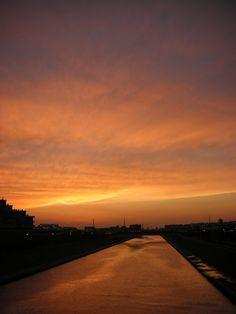 sunset - summer '12