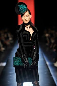 Jean Paul Gaultier Fall/Winter 2013/14 #couture #pfw #paris  Photography: Patrice Stable SMP