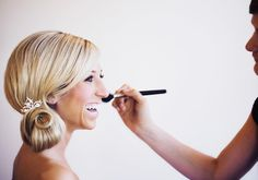 fabulous vancouver wedding Happy birthday to one of our all-time favourite brides, Tanya! Lady, you are inspiring and genuine and we hope you have an incredible day!  @tanya.krpan #luxurywedding #weddingmakeup #joyfilled by @jonetsustudios  #vancouverwedding #vancouverwedding