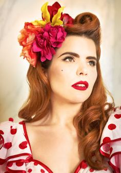 The striking Paloma Faith