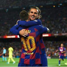 ❤️ I love them Like if you love them - - - - - - - - - - - - - messi griezmann barça team 10 17 best leo duo antoine Antoine Griezmann, Camp Nou, Leonel Messi, Football Memes, Football Season, Sport Football, Fc Barcelona, Barca Team, Villa Real