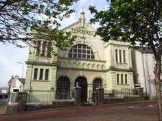 Tabernacl Welsh Independent Chapel, Thomas Street, Holyhead, Anglesey.