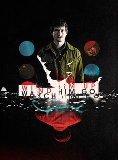 Wind him up, watch him go. #Hannibal