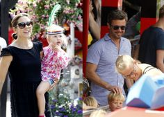 The Danish Crown Princely Family Does Legoland July 2014