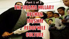 Pedophile Bill Clinton & The Obama Hillary Muslim Pedophilia Culture PART 1