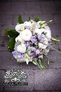 Celsia Florist Bridal Bouquet - Vancouver Florist_3984525945_m