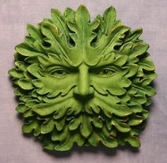Majesty Green Man