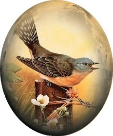 Badge Template, Bird Pictures, Vintage Roses, Autumn Leaves, Folk Art, Art Projects, Art Gallery, Cute Animals, Creatures