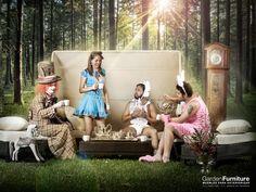 Garden Furniture: Alicia   Ads of the World™