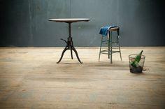 Vintage Meyrowitz Opticians Crank Table : Factory 20