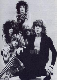 New York Dolls, 1974.