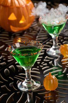 San Diego Style Weddings: Ghoulish Halloween Cocktail Ideas