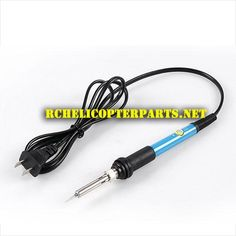 RCER 04 US Flat Pin Electric Soldering Iron 60W 110V Adjustable Temperature Precision Tip