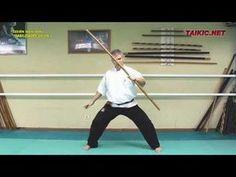 Sesión Técnica - manejo de Bastón Largo 1 por Yee Seil - YouTube