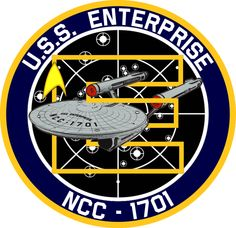 A new version of the ship's insignia for the USS Enterprise I styled this one after the insignia for the Aircraft Carrier USS Enterprise USS Enterprise Ship's Insignia NEW VERSION Enterprise Ship, Uss Enterprise Ncc 1701, Star Trek Enterprise, Star Trek Emblem, Star Trek Logo, Star Wars, Star Trek Insignia, Doctor Who, Star Trek Bridge