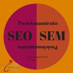 Posicionamiento SEM SEO Posicionamiento Presencial-Madrid-250€ 30 H...