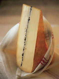 Morbier cheese.