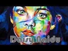 Acrylbilder Modern Selber Malen Insirationen In Acryl Kreative