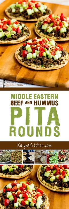 Middle Eastern Beef