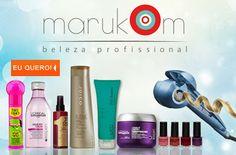 Pinkbelezura: MARUKOM - Beleza Profissional