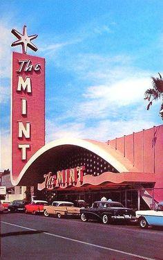 De munt Casino jaren 1950 - Las Vegas - #Bestecasinosonline