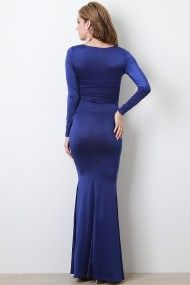 Moonlight Stance Maxi Dress