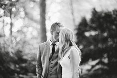 A kiss in the woodland - Wedderburn Castle