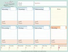 Creative Mindly: Horarios, planning y rutinas personalizados