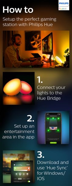Philips Hue (Philipshue) on Pinterest