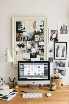 26 Trendy home office creative Home Office Design, Home Office Decor, Home Decor, Office Designs, Desk Inspiration, Vintage Room, Desk Space, Trendy Home, My Room