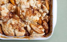 Old Fashioned Apple Pandowdy: 2000s Recipes + Menus : gourmet.com