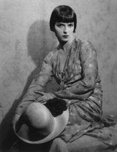 Hal Phyfe     Louise Brooks     1925