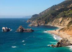 Laguna Beach coves, bays, and beaches.