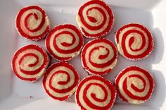 Handmade Holiday:Cookie Pinwheels ~ The Shine Project