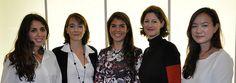 Orange-WF12-84 Myriam Levain, Delphine Ernotte Cunci, Caroline Ghosn, Lucy Tart, Nicole Seah , Generation Y Women's forum discussion