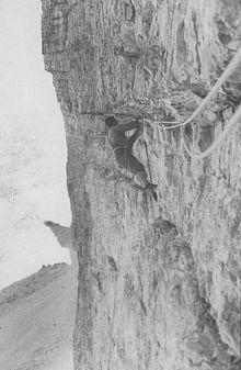 Riccardo Cassin cima ovest di lavaredo 1909/2009
