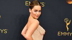 The Emmys 2016 Best Dressed List: From Emilia Clarke to Kerry Washington, check out the best dressed celebs from last night's Emmys.