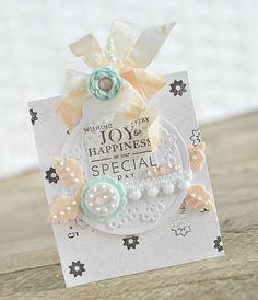 Paper Girl Crafts: Birthday Card