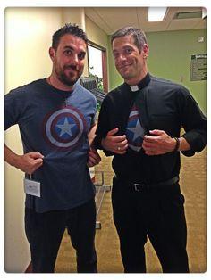 """The Catholicity of Captain America"""