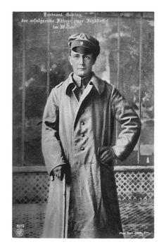 WW1 German Ace Pilot Hermann Goering