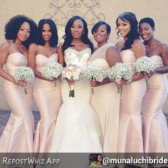 By @munaluchibride via @RepostWhiz app: Fabiola and her girls were truly #flawless! Thanks for sharing! #munabridesmaids #munaluchibride #weddings #stylish |